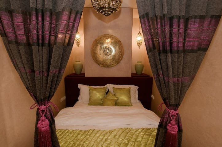 """Sultana"""" Bed room"""
