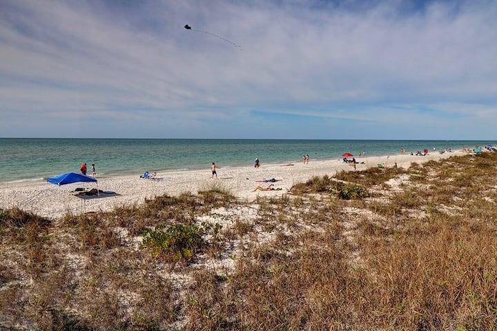 Blue Water Beach Rentals - Unit 1 - IRB