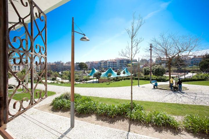 Wonderful apartment 11km from Lisbon