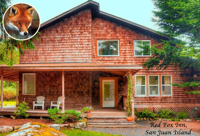 Enjoy the Beauty of San Juan Island - Friday Harbor - Guesthouse