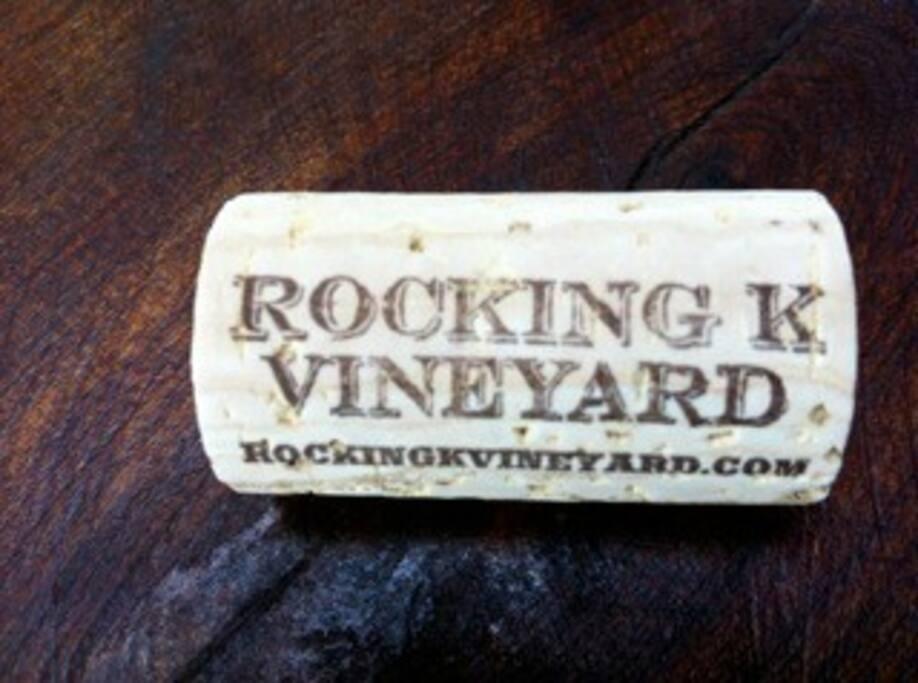 Rocking K Cork