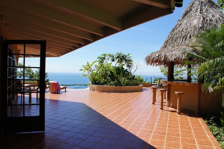 Rain forest villa near Dominical - โดมินิกัล - บ้าน