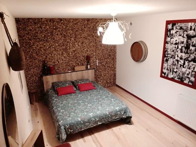 Un nid pour la nuit, chambres d'hôtes à st géry.