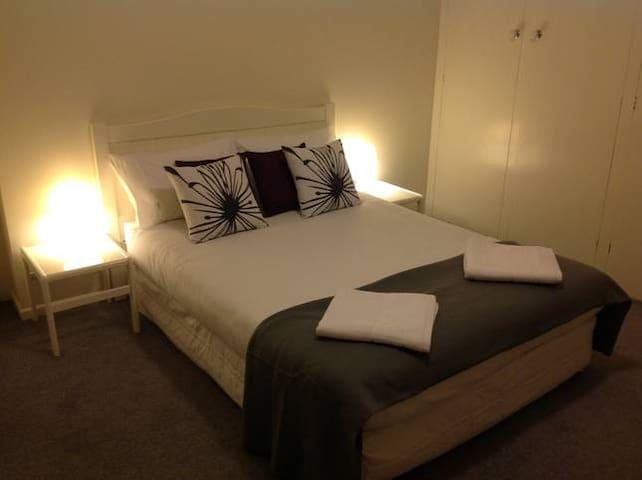 A1 Central Apartments Ballarat - Redan - Apartmen