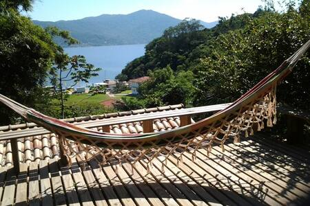 Bem-te-vi  - Apto. with lake view - Bed & Breakfast