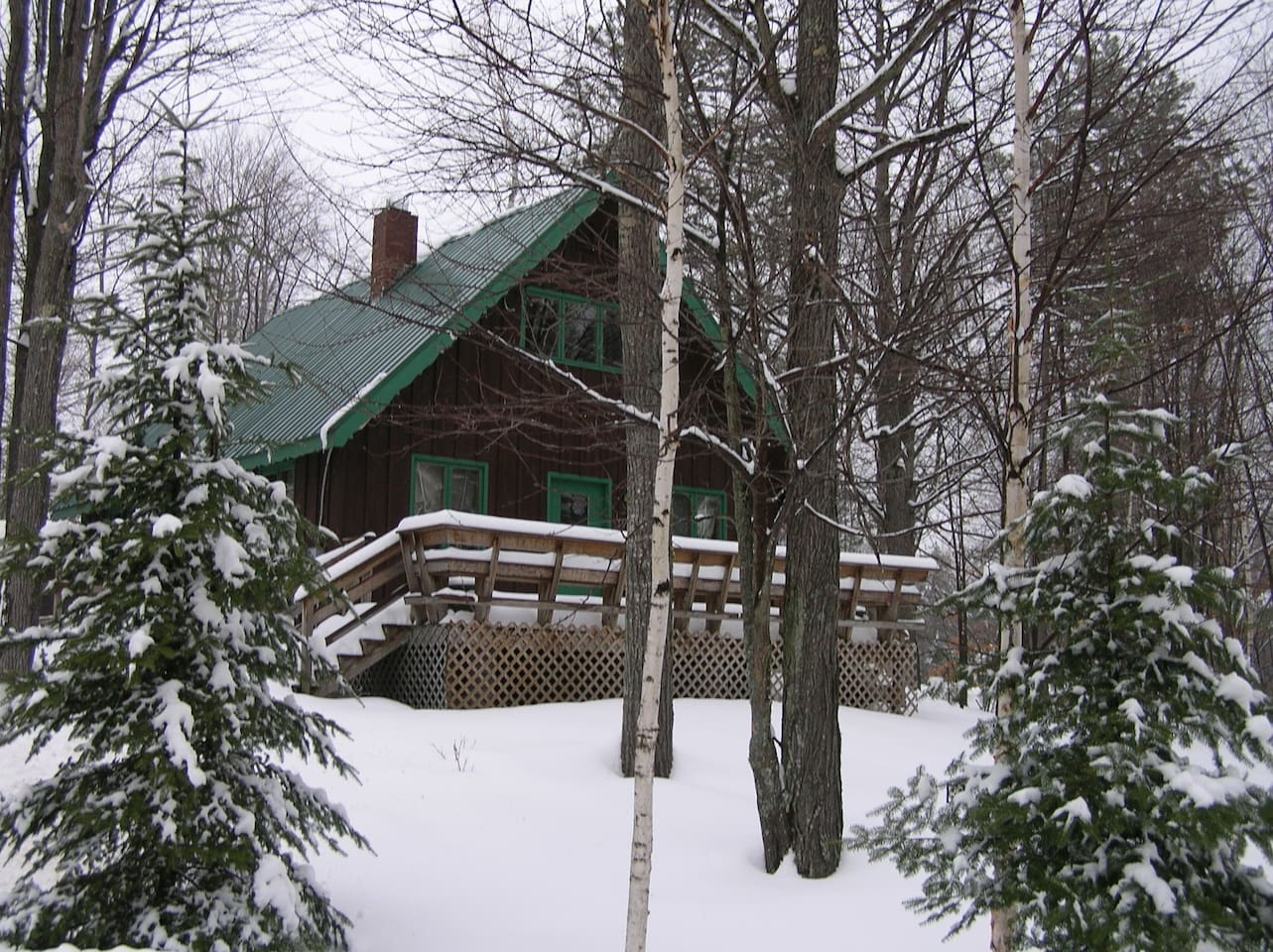 Your personal retreat for any season!