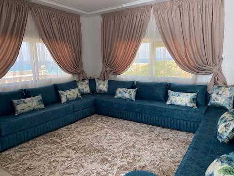 Luxury beach house in Dalia
