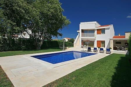 Modern - new Villa Jasna with Pool - Vabriga