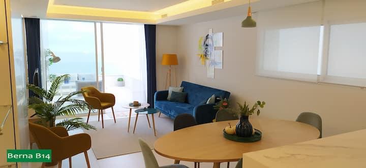 Lujoso apartamento en Cumbres del Sol. Berna B14