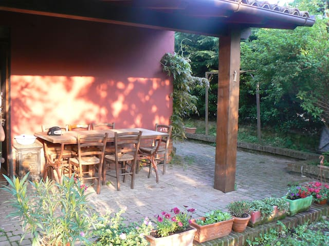 Country House, Piacenza hills - Rustigazzo - House