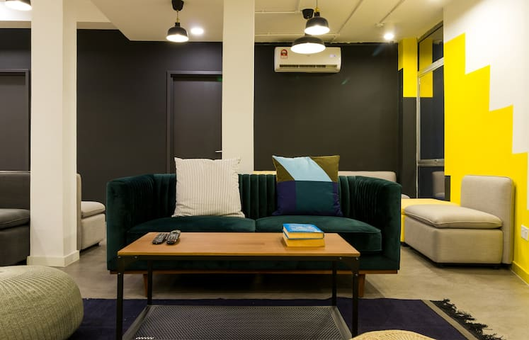 Double Suite 3 @Upstairs Downstairs Coliving KLCC