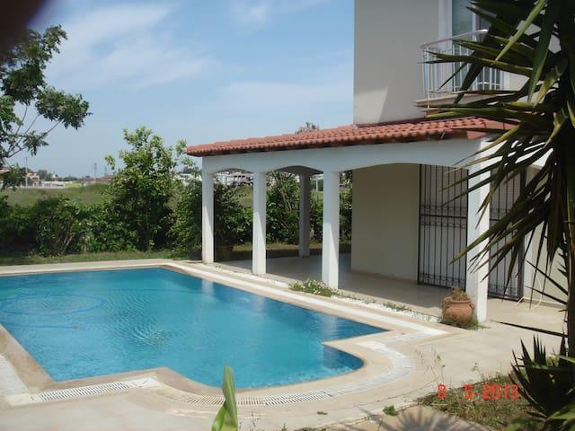 3+1 Special Villa in Private Pool