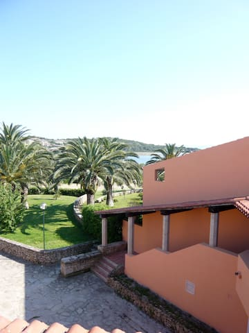 Gorgeous 1BD steps from the beach! Apartment  TEO - Capo Coda Cavallo - Appartement