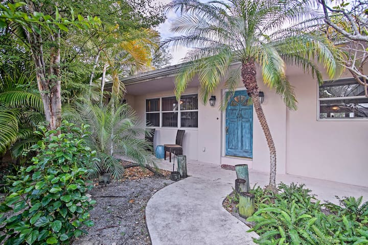 NEW! Renovated 3BR Pompano Beach House on Canal!