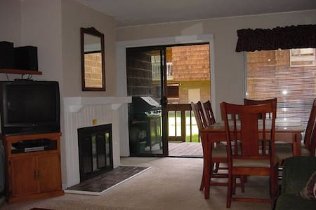 Vail - 2 bedroom, 2 bath condo