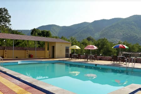 Villa in Pushkar Resort 5 - Pushkar - 自然小屋