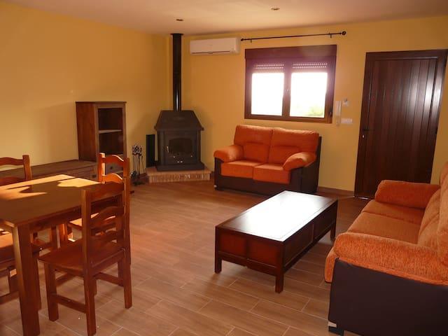 Apartamentos en sierra de gata - Villamiel - Apartament