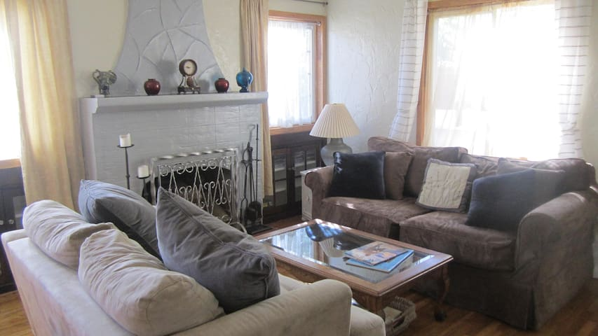 Sweet 2-bedroom cottage in Sunny Seabright