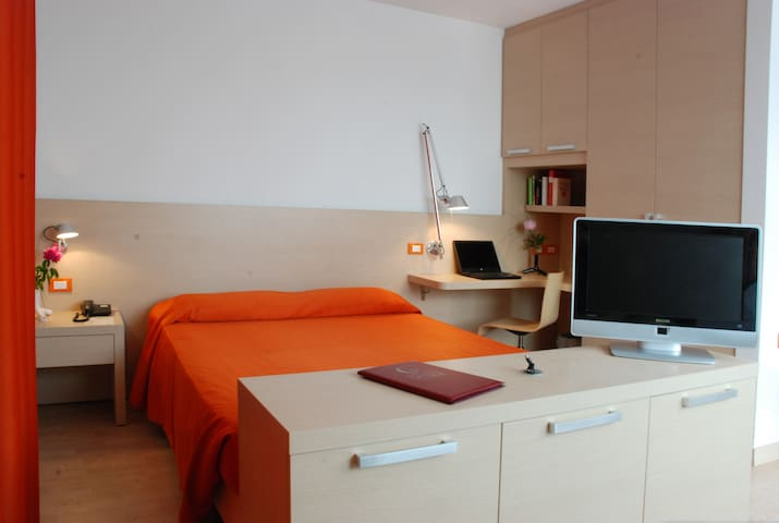 50 modern apartments with kitchenette