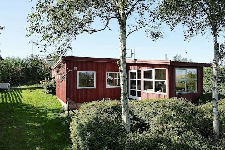 Pet-friendly Holiday Home in Roslev near Sea