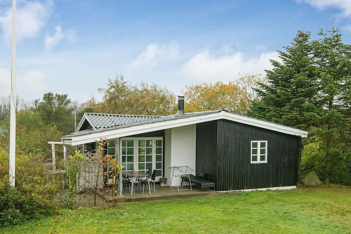 Quaint Holiday Home in Haderslev with Terrace