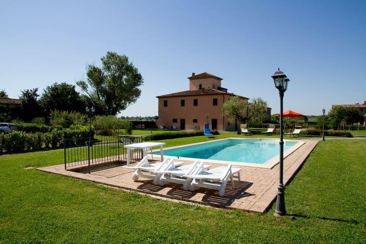 Lo Staioro Luxury - Fratta-santa Caterina - Wohnung