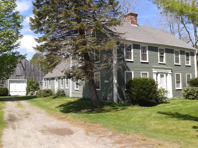 1780 Farm House in Kennebunkport - Kennebunkport - Hus