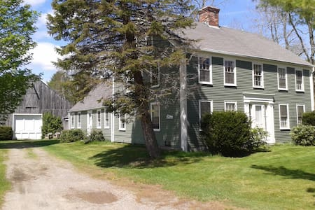 1780 Farm House in Kennebunkport - Кеннебанкпорт - Дом