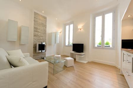 Design Flat 2min of the Beach !!! - Cannes - Wohnung