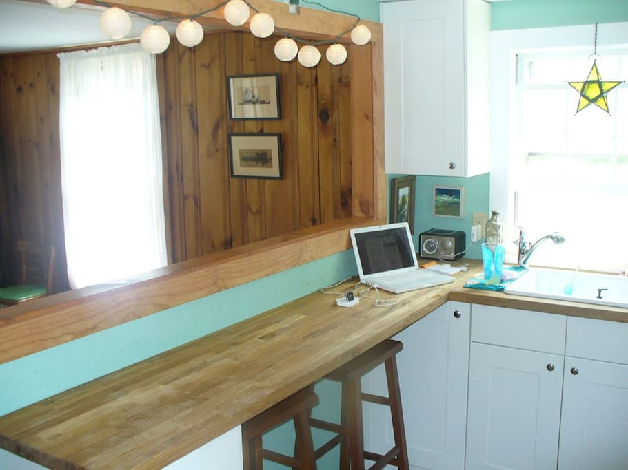 Classic New England Beach Cottage