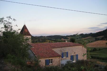 Old Farmhouse in Frespech - France - Dom