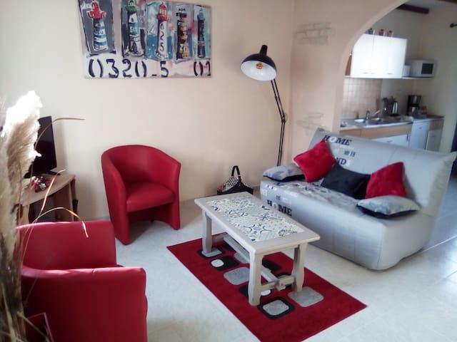 Appartement 43m² dans quartier toutes commodités !