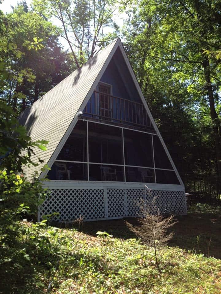 Maranacook lakeside weekly rental.