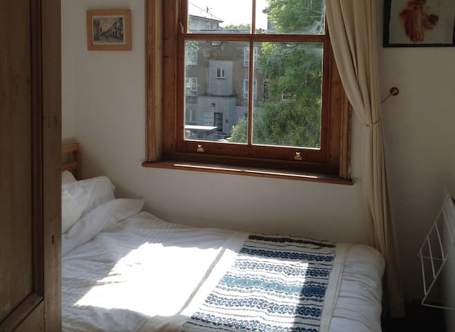 Bedroom. Double glazed windows. Memory Foam mattrass