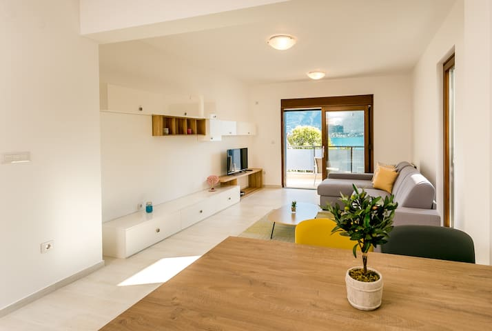 Two bedroom apartment-sea view, Herceg Novi A2-15