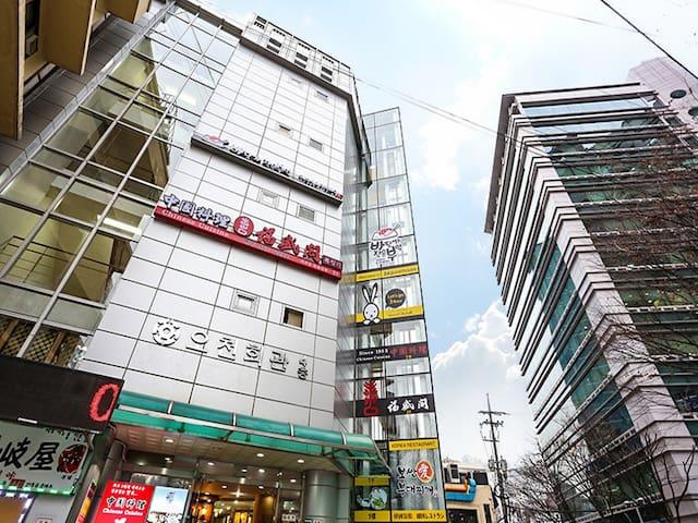 'Seoul cityhall' Standard Double room [2PAX]