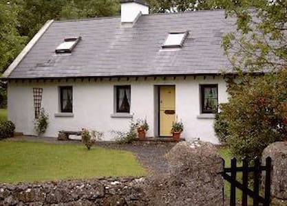 Traditional Irish Cottage in Galway