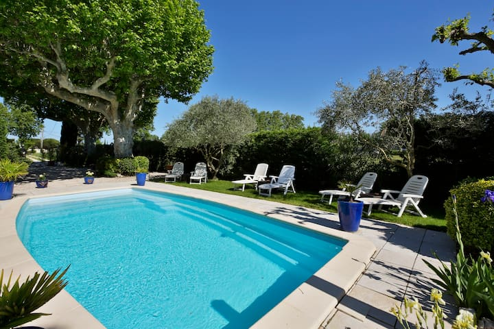 old Manor with pool in Provence(OL) - Cabannes