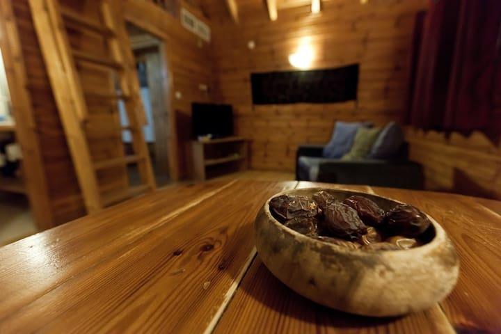 Belfer's Dead Sea Cabins Arava