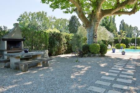 Gites en Provence***et piscine (PL) - Cabannes