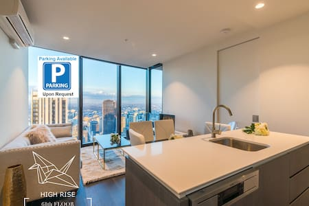 22Above the Skies*Presidential Suite in Melb CBD