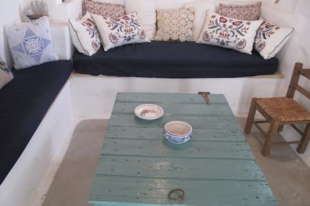 SITARENA COTTAGE IN KARPATHOS GR - Casa