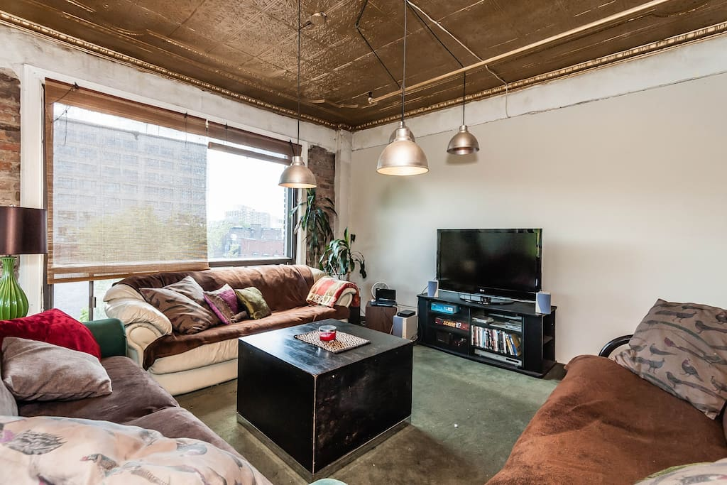 Living room #2 (TV room)