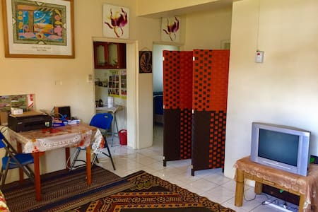 Cozy 2BA close to beach and shops - Nadi - Pis