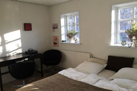 Cosy house or separat guest apartment, near Aarhus - Skanderborg - House - 2