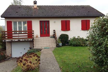 Chambre dans maison à la campagne - Chaudeney-sur-Moselle - Huis