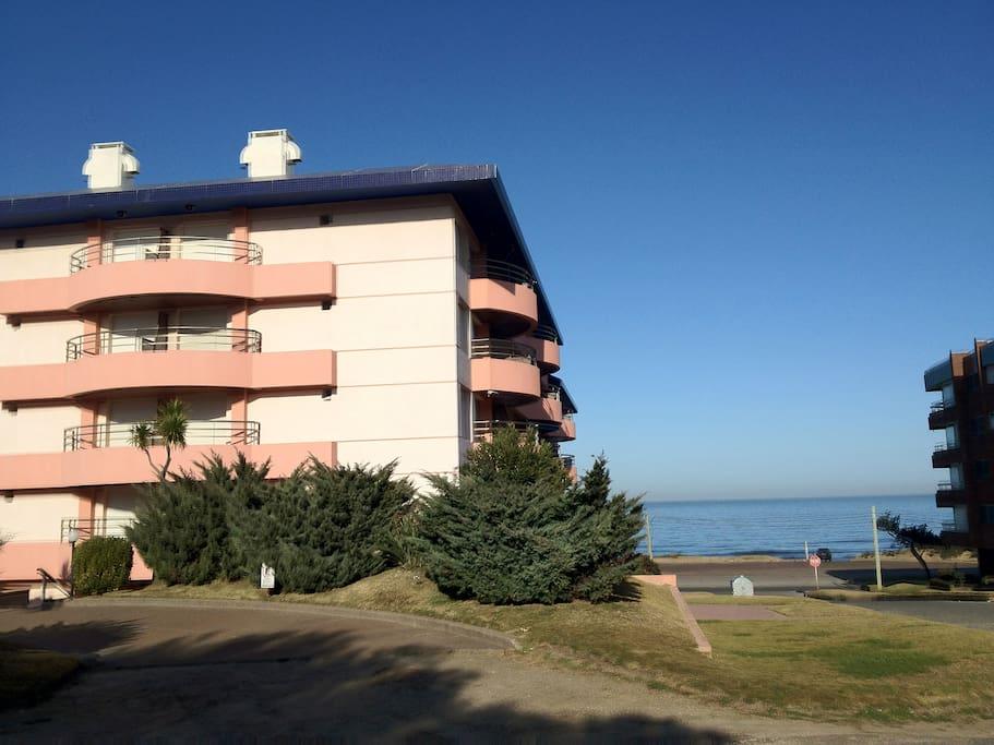 Edificó Villa Carmen parada 23 de la playa Mansa punta del este Uruguay