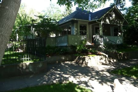 Serene Cottage in Historic Downtown - Walla Walla