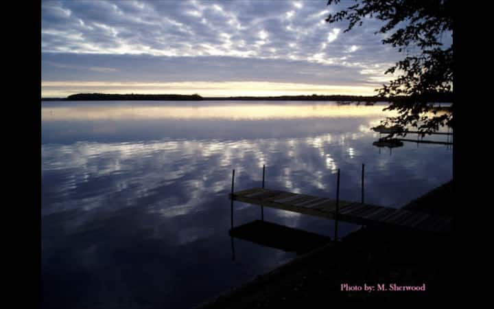 Sherwood Oasis On Upper Whitefish Lake
