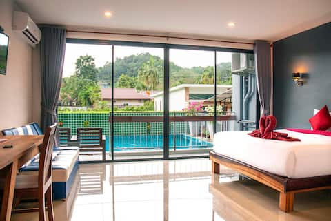 Aonang O2 Boutique - Room Pool - No Breakfast